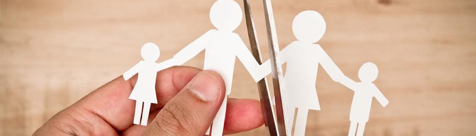 Mød familien efter skilsmissen (Aarhus)